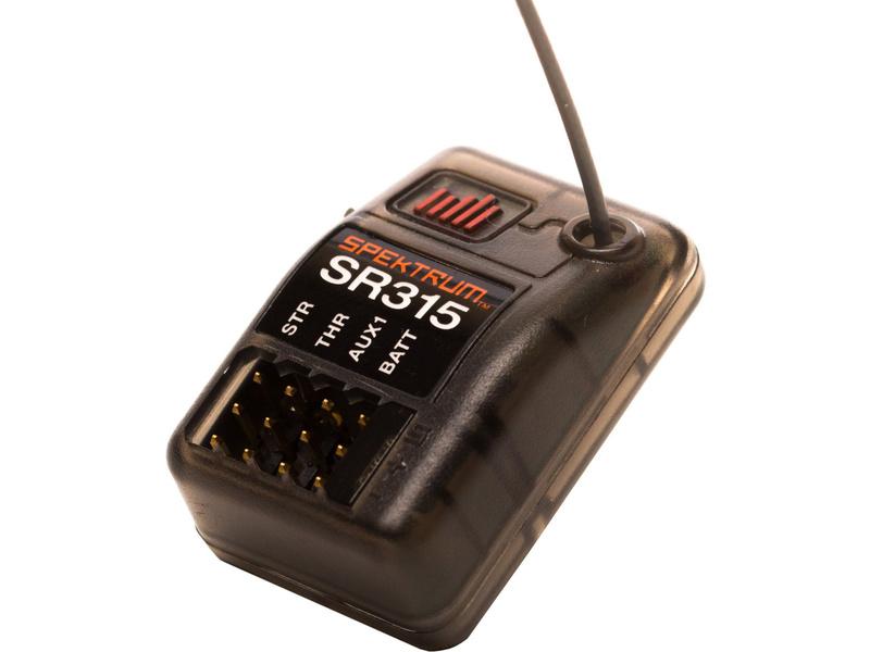 Spektrum přijímač SR315 DSMR 3CH