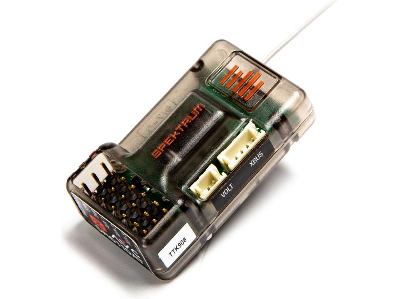Spektrum přijímač SR6110AT DSMR 6CH AVC s telemetrií