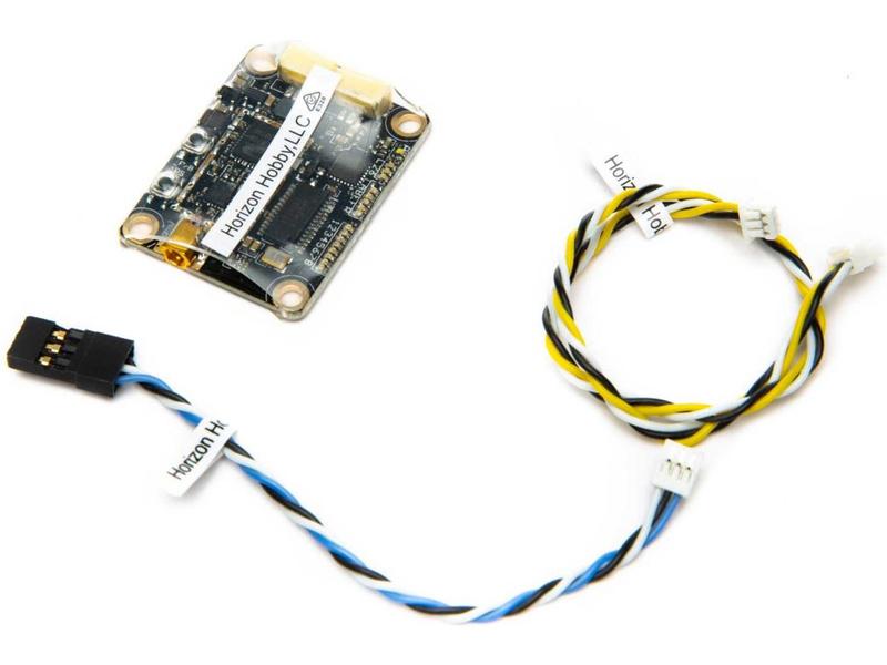 Spektrum FPV vysílač 25mW VTX s OSD
