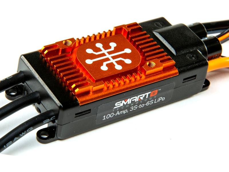 Spektrum Smart regulátor Avian 100A BL 3S-6S