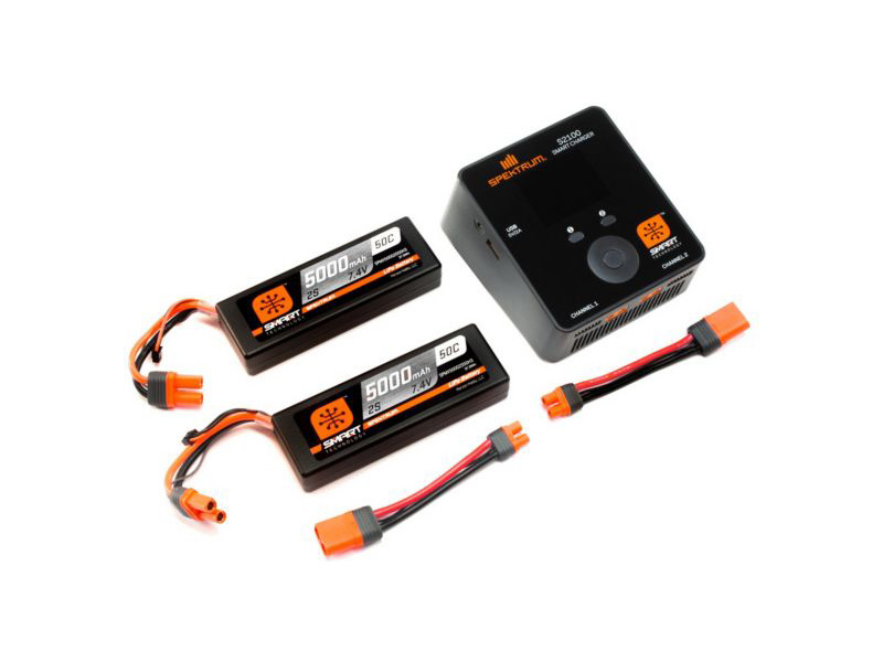 Spektrum Smart PowerStage 4S