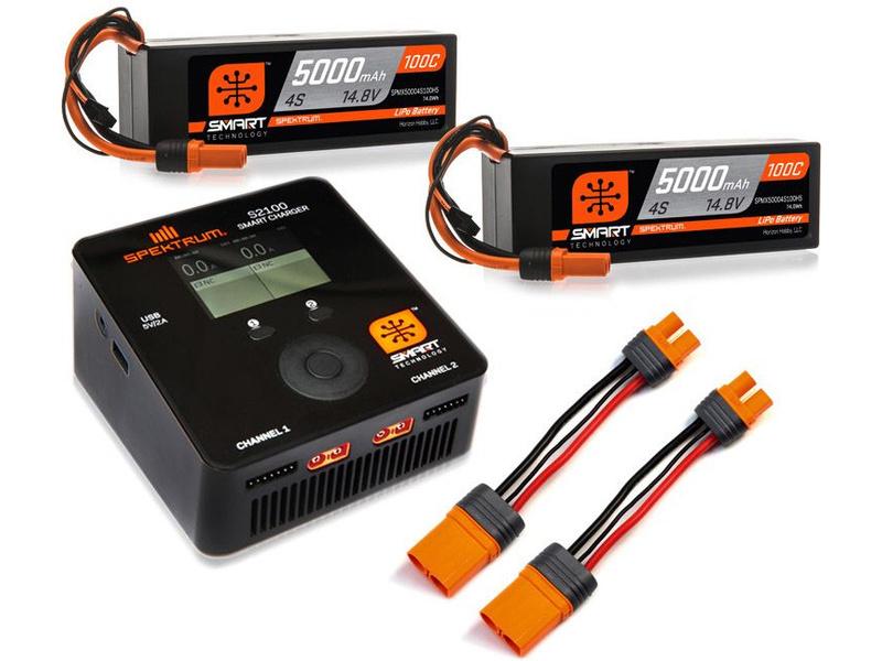 Spektrum Smart Powerstage 8S 100C