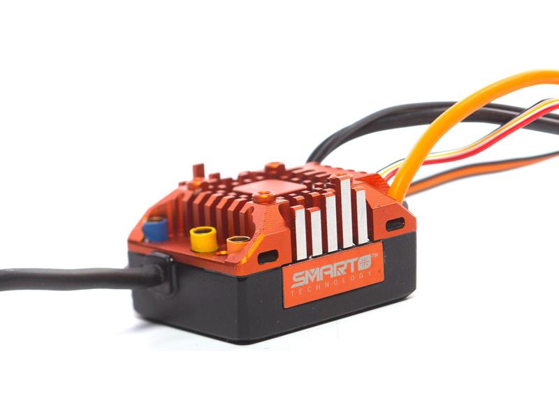 Náhled produktu - Spektrum Smart regulátor Firma 60A BL Crawler