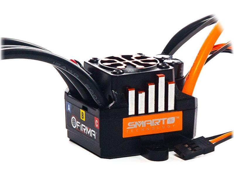 Spektrum Smart regulátor Firma 100A BL 2-3S