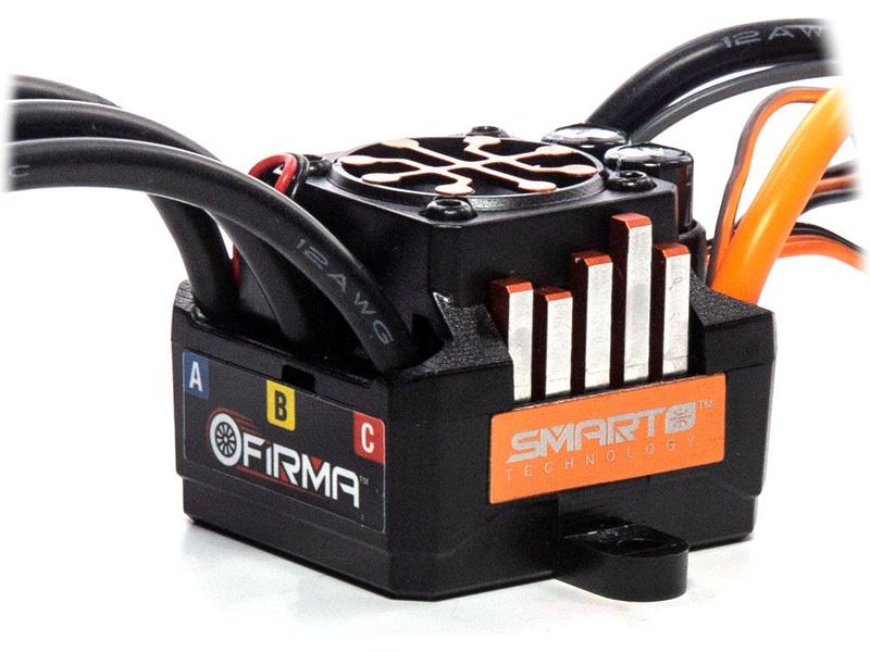 Spektrum Smart regulátor Firma 120A BL 3-4S