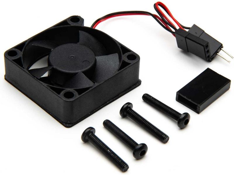 Spektrum ventilátor regulátoru Firma 160A CP