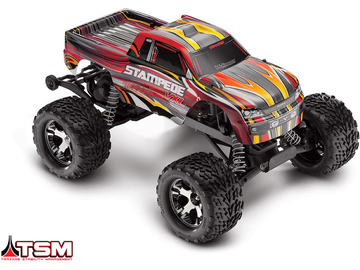 Traxxas Stampede 1:10 VXL TQi RTR / TRA36076-3