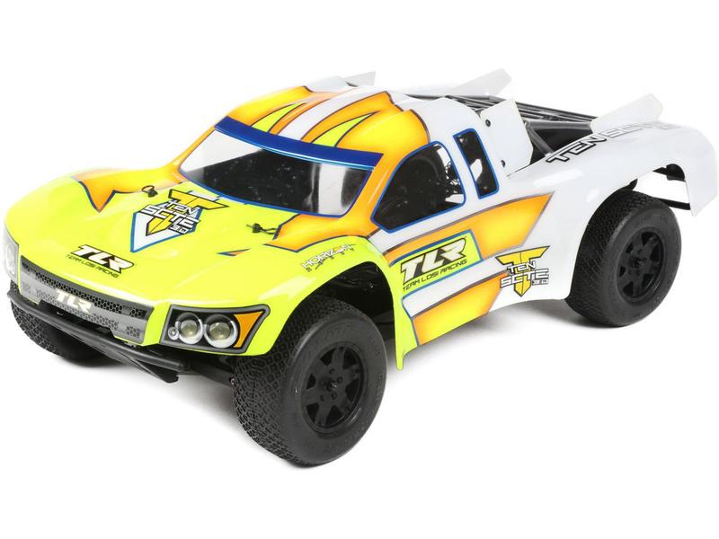 TLR TEN-SCTE 3.0 1:10 4WD Race Kit