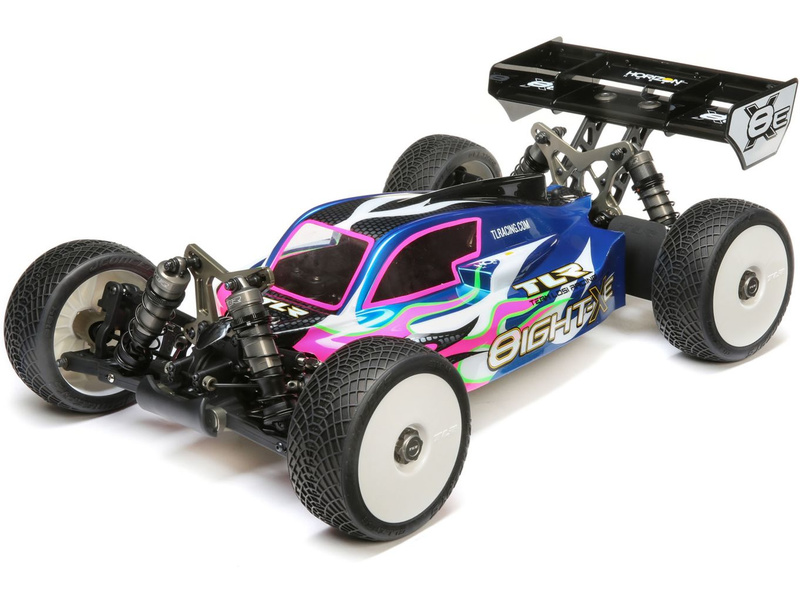 TLR 8ight-XE Electric Buggy 1:8 Race Kit