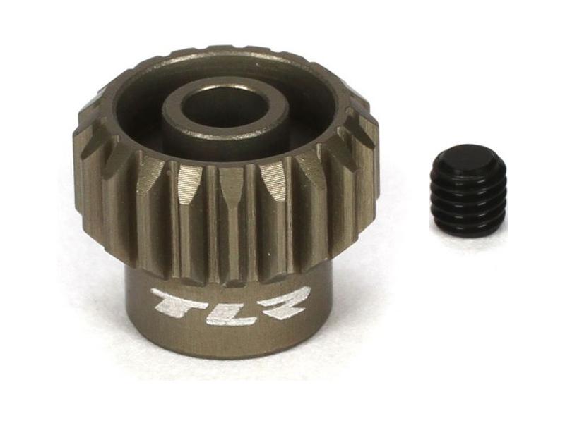 View Product - TLR pastorek 20T 48DP 3.17mm hliník