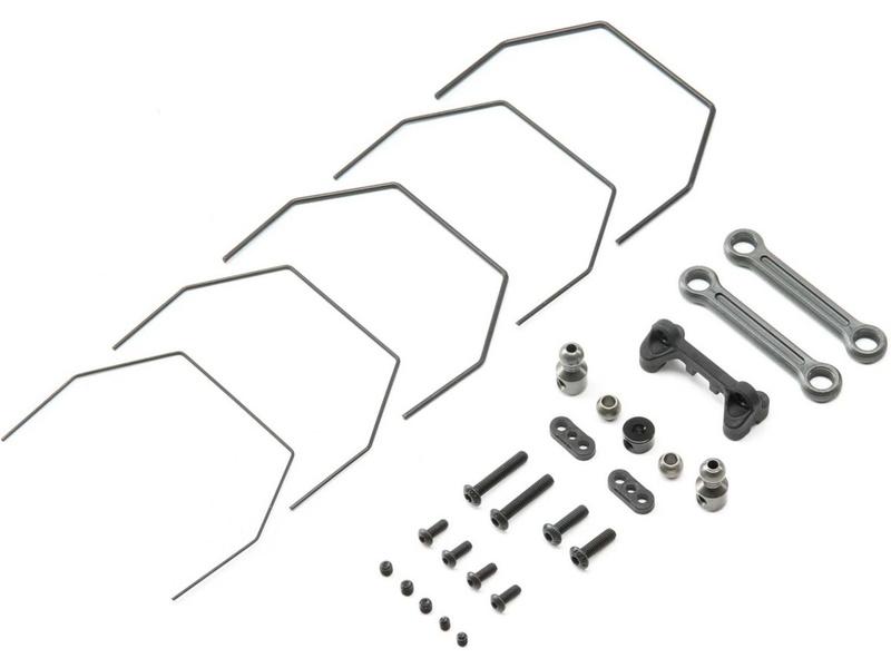 TLR stabilizátor zadní: 22 4.0