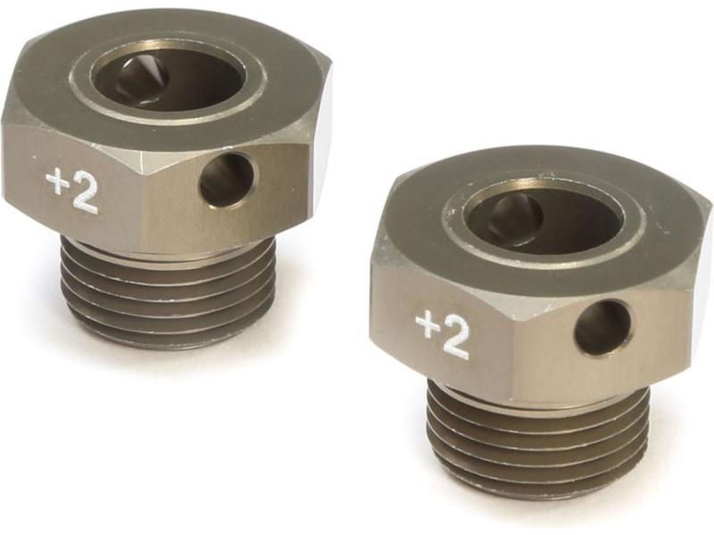 TLR šestihran kola +2mm (2): 8X
