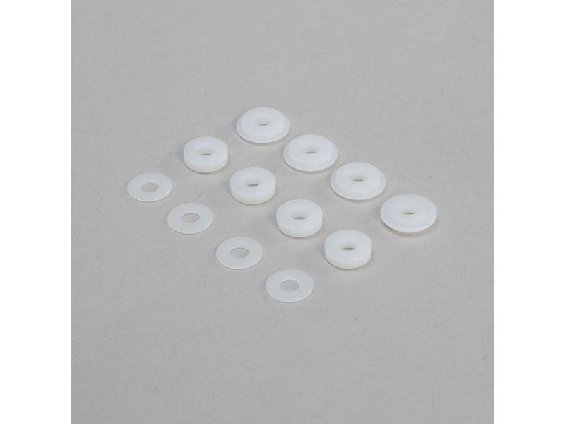 TLR vložky tlumiče 3.5mm: 8X