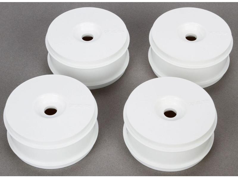 TLR disk kola plný bílý (4): 8X