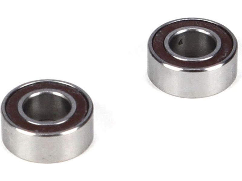 TLR kuličkové ložisko guma 5x10x4mm HD (2)