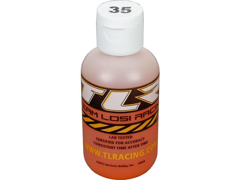 TLR silikonový olej do tlumičů 420cSt (35Wt) 112ml