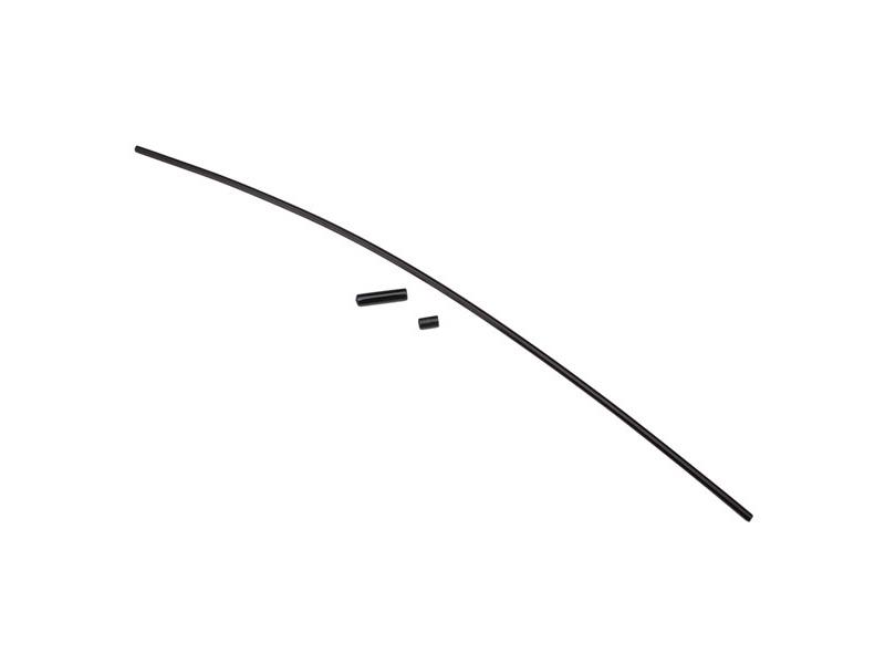 Traxxas trubička antény černá, Traxxas 1726A, TRA1726A