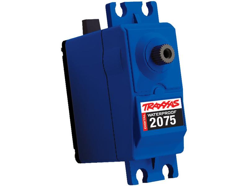 Traxxas servo 2075 high-torque voděodolné, Traxxas 2075, TRA2075