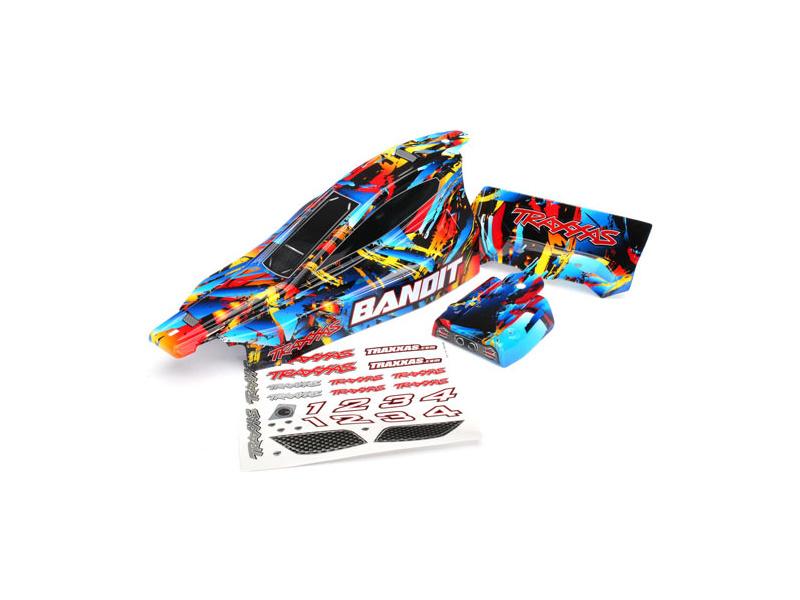 Traxxas karosérie Rock n Roll: Bandit, TRA2448