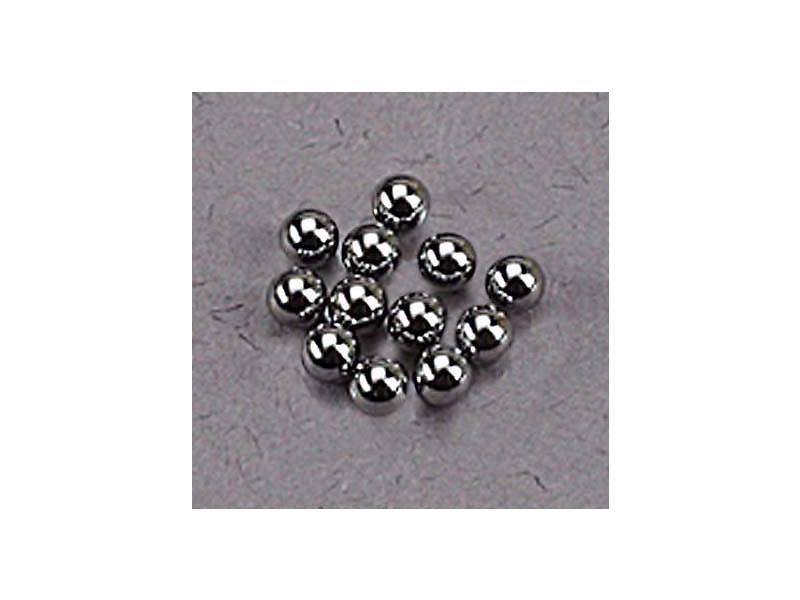 """Traxxas kuličky diferenciálu 1/8"""" ocel (12), Traxxas 2723, TRA2723"""