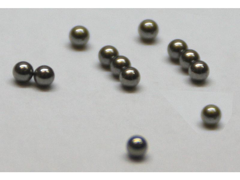 """Traxxas kuličky diferenciálu 1/8"""" karbid (12), Traxxas 2723X, TRA2723X"""