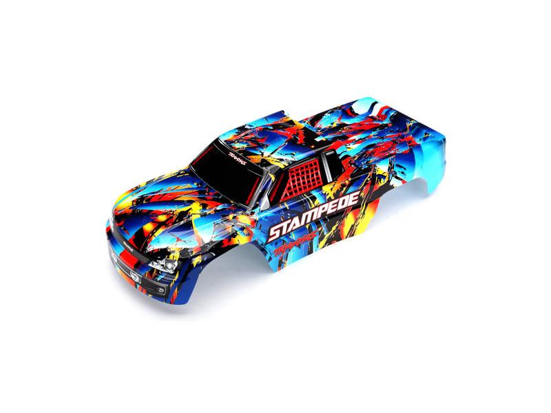 Traxxas karosérie Rock n Roll: Stampede, Traxxas 3648, TRA3648