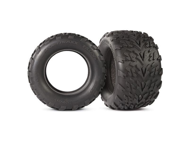 Tire universal Talon 2.8 ″, insert (2)