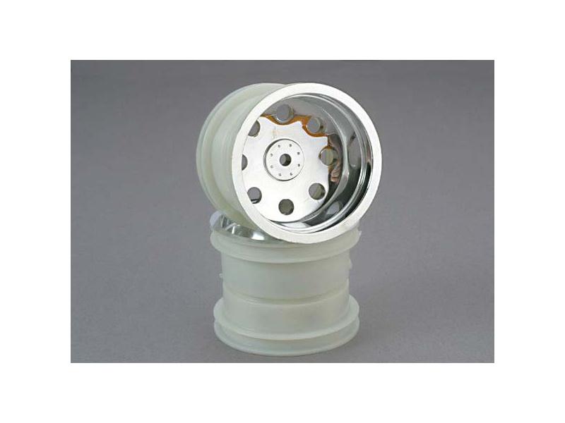 """Traxxas disk 2.2"""" stříbrný, 16mm (2), Traxxas 3673, TRA3673"""
