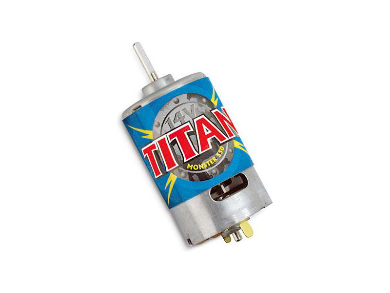 Traxxas stejnosměrný motor Titan 550 21T 14V