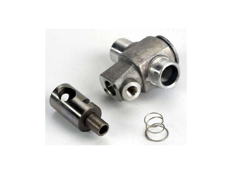Traxxas tělo karburátoru 6mm: TRX .15, Traxxas 4034, TRA4034