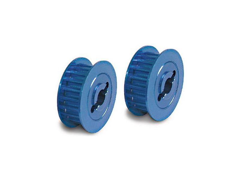 4-Tec - ozubené kolo řemenu 15T hliník modrý, TRA4395X, Traxxas 4395X