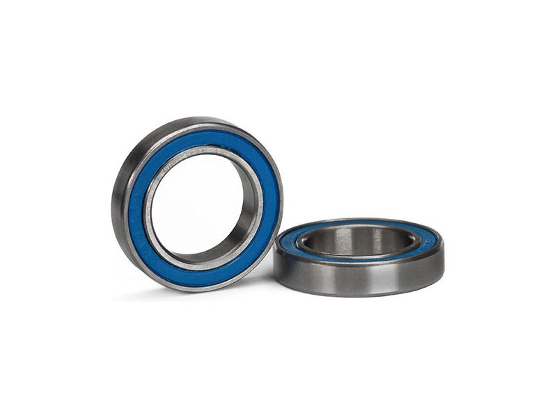 Traxxas kuličkové ložisko 15x24x5mm 2RS modré (2), Traxxas 5106, TRA5106
