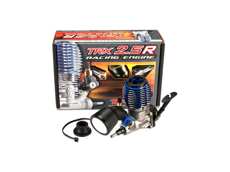 Traxxas motor TRX 2.5R IPS s tahovým startérem