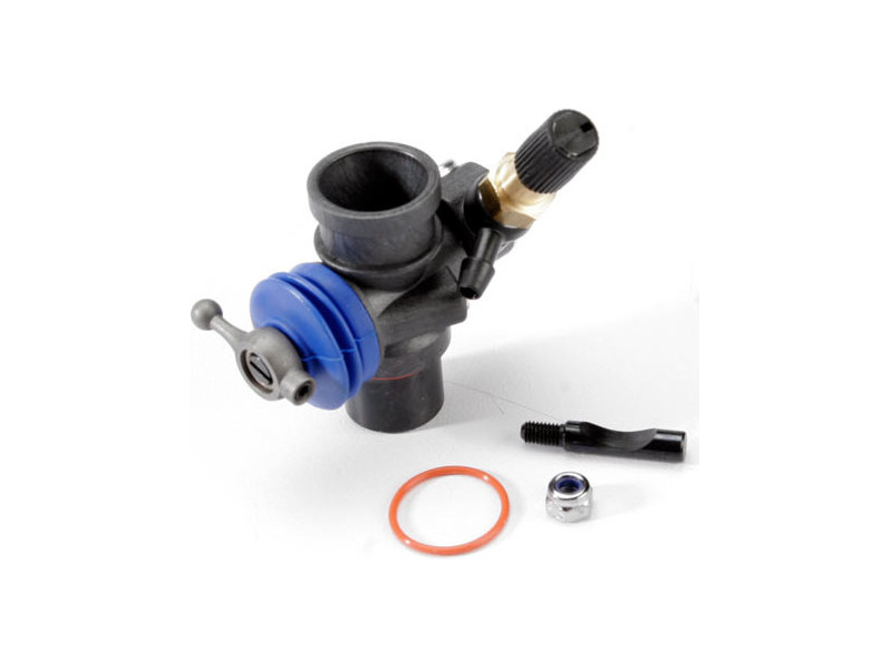 Traxxas kompletní karburátor bez filtru: TRX 2.5/2.5R