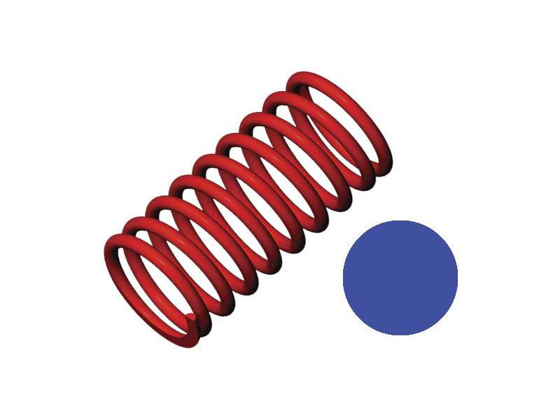 Traxxas pružina tlumiče GTR tuhost 5.9N/mm modrá (2), Traxxas 5444, TRA5444