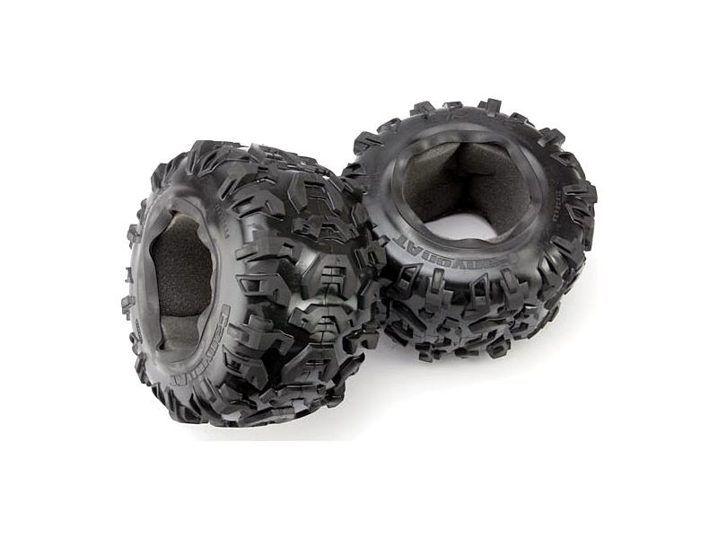 """Traxxas pneu 3.8"""" Canyon, vložka (2), Traxxas 5670, TRA5670"""