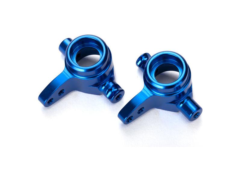 Traxxas závěs tehlice přední hliník (L+P): XO-1, Traxxas 6439, TRA6439