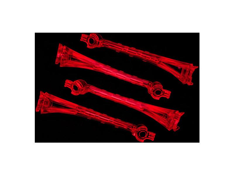 Traxxas světlovod červený (4): LaTrax Alias, Traxxas 6651, TRA6651