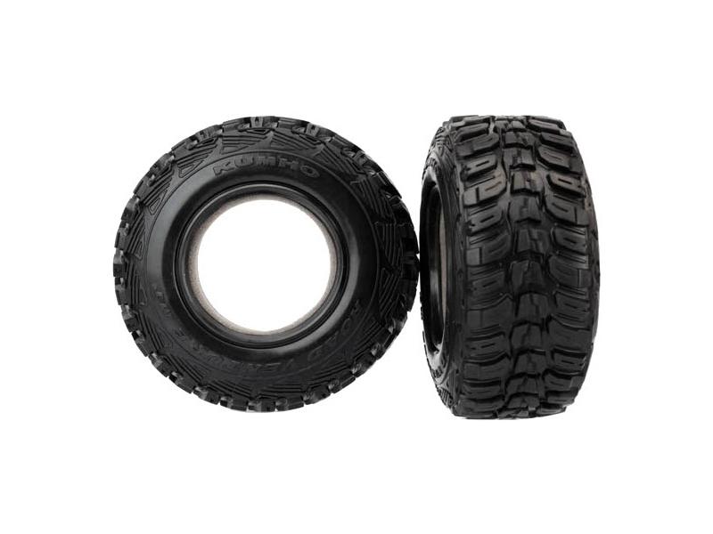 "Traxxas pneu 2.2/3.0"" Kumho S1, vložka (pár), Traxxas 6870R, TRA6870R"