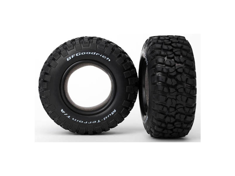 "Traxxas pneu 2.2/3.0"" BFGoodrich Mud-Terrain T/A KM2, vložka (2), Traxxas 6871, TRA6871"