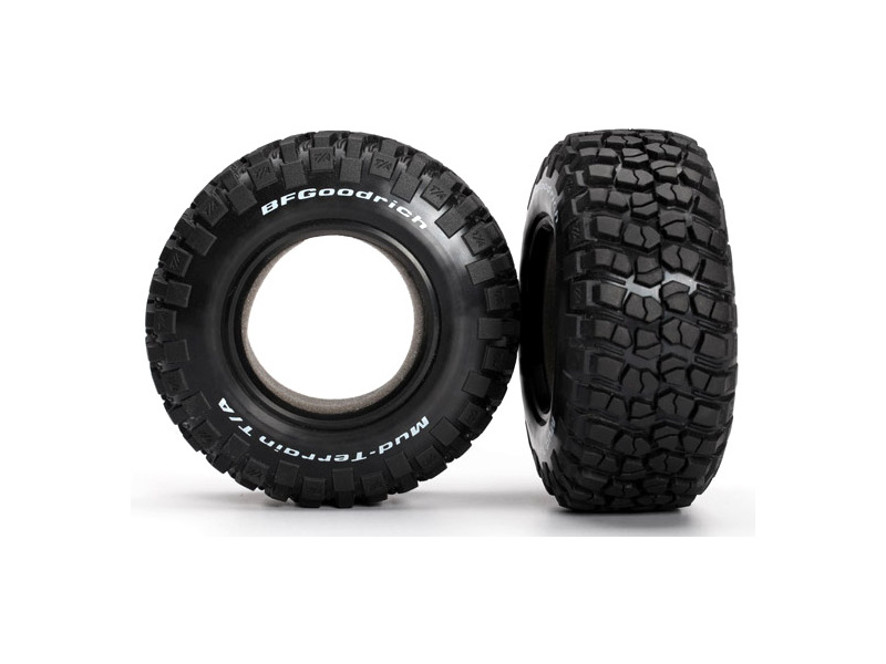 "Traxxas pneu 2.2/3.0"" BFGoodrich Mud-Terrain T/A KM2 S1, vložka (2), Traxxas 6871R, TRA6871R"