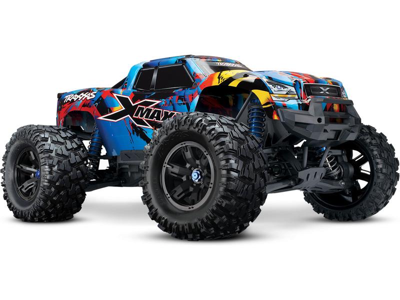 Traxxas X-Maxx 8S 1:5 4WD TQi RTR Rock 'n Roll