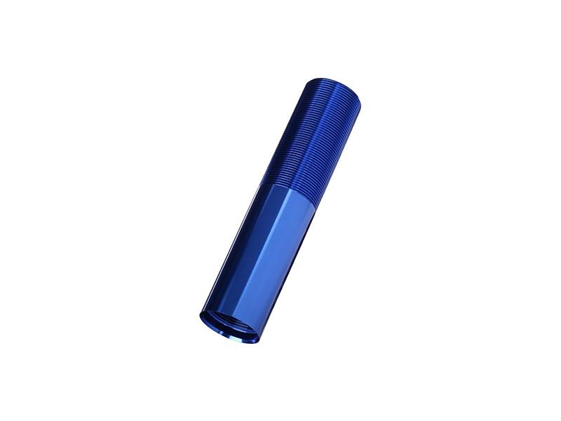 Traxxas tělo tlumiče GTX hliníkové modré (1)