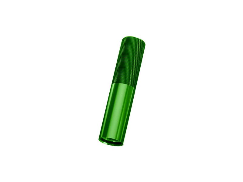 Traxxas tělo tlumiče GTX hliníkové zelené (1)