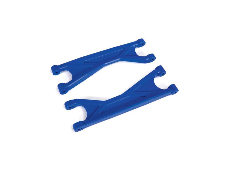 Traxxas ramena závěsu kol horní HD modré (2), Traxxas 7829X, TRA7829X