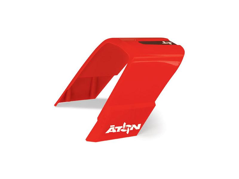 Traxxas rám horní červený: Aton, Traxxas 7918, TRA7918