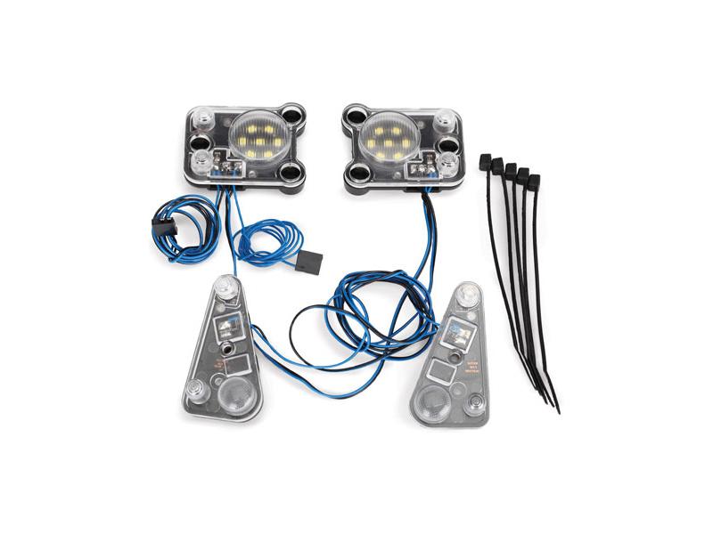 Traxxas LED osvetlení přední a zadní: TRX-4, Traxxas 8027, TRA8027