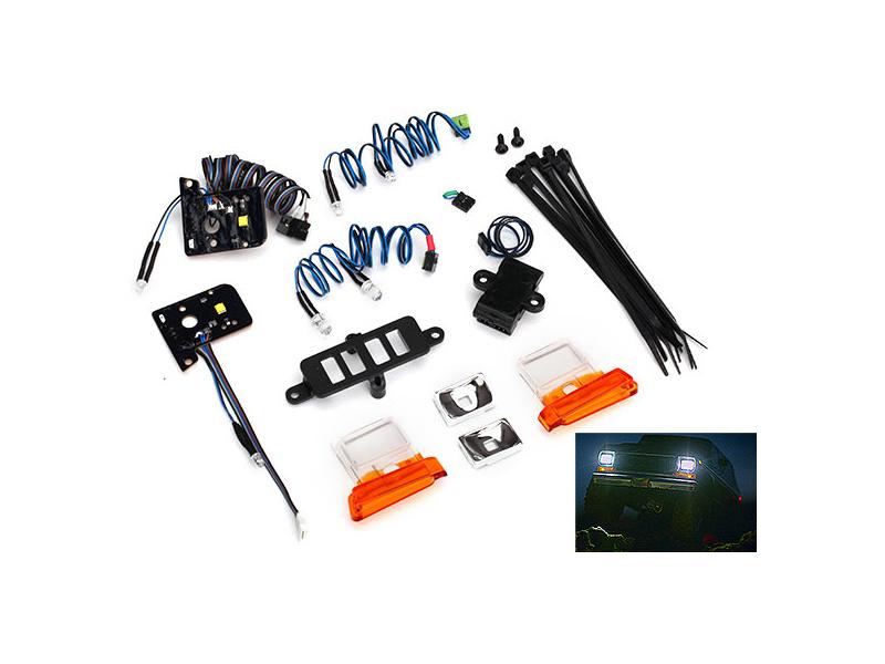 Traxxas LED osvětlení: TRX-4 Ford Bronco