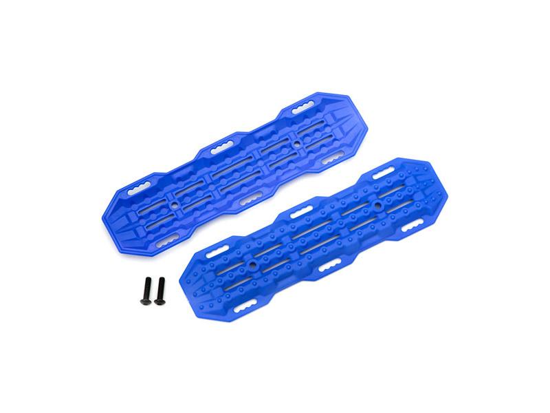 Traxxas trakční desky modrá, TRA8121X