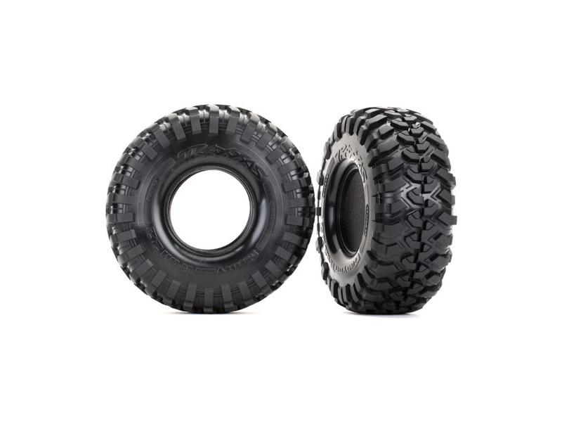 "Traxxas pneu 2.2"" Canyon Trail, vložka (2), Traxxas 8170, TRA8170"